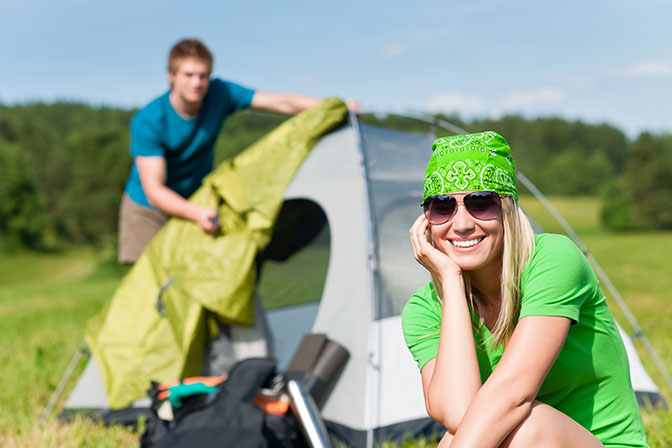 Tent Buying Tips